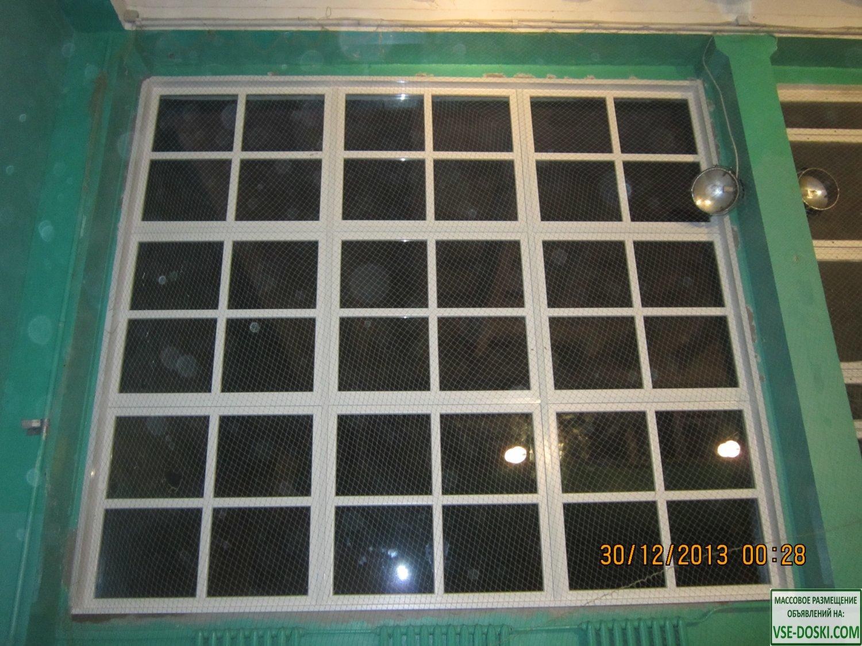 Окна, двери, балконы, любых цветов, размеров и конфигураций в Керчи