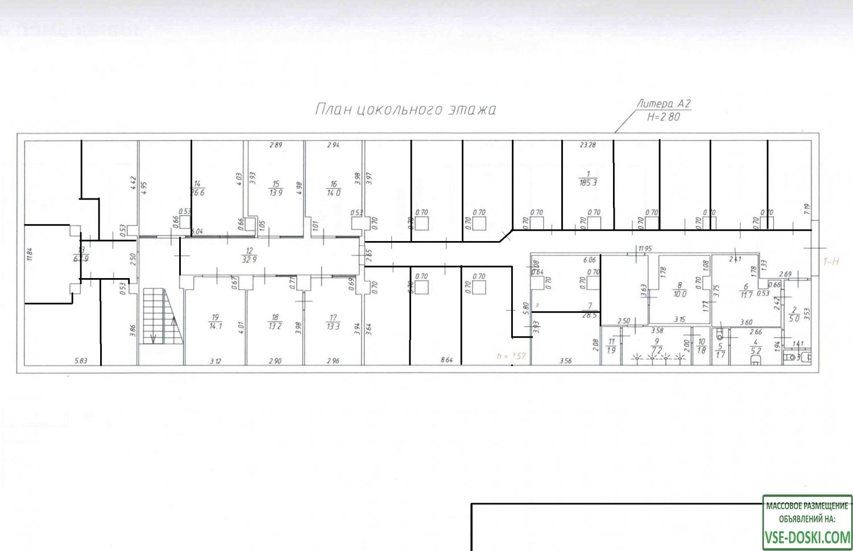 Продам торговый центр 1200 м2 с арендаторами.