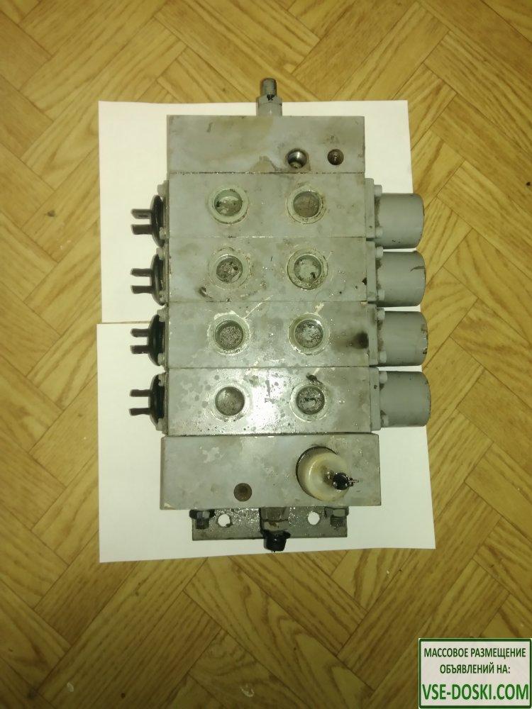 Гидрораспределитель РМ16П-ППС-020Б*4 02 с Автогрейдера ДЗ-98 в России