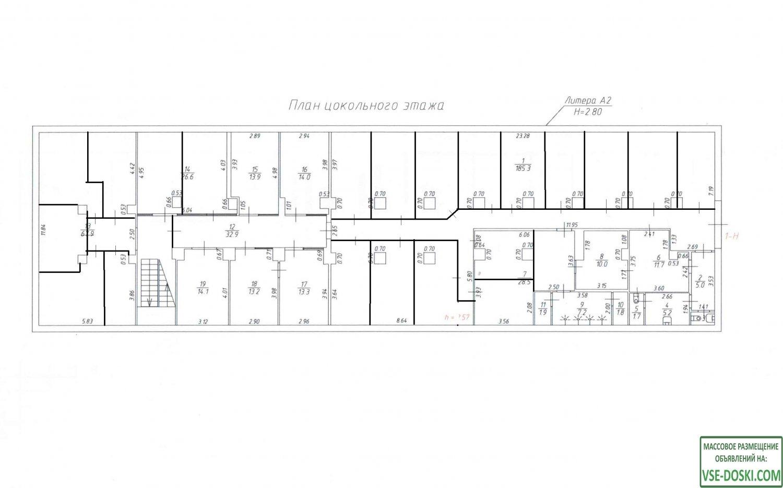 Арендный бизнес, здание ТК 1000 м2 с арендаторами в Санкт-Петербурге