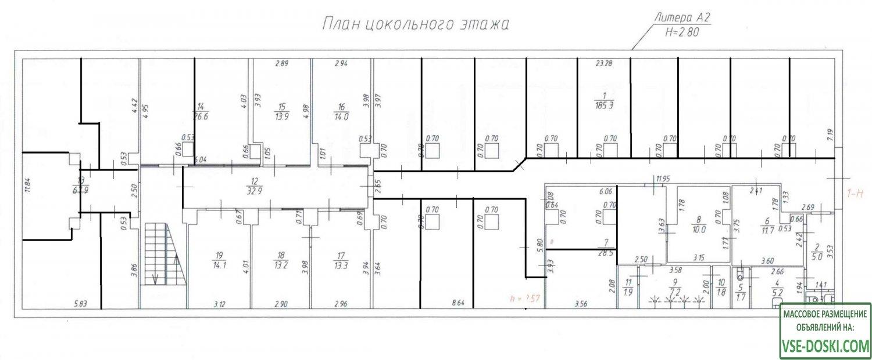 Здание ТЦ, 1000 м²