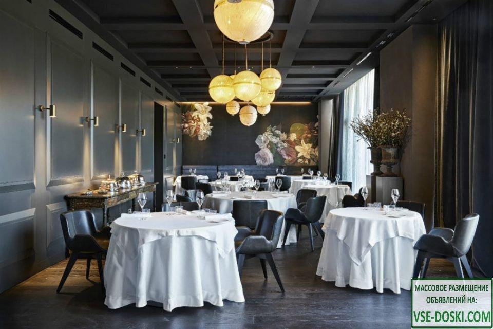 Ресторан, сдающийся в аренду, в Милане.