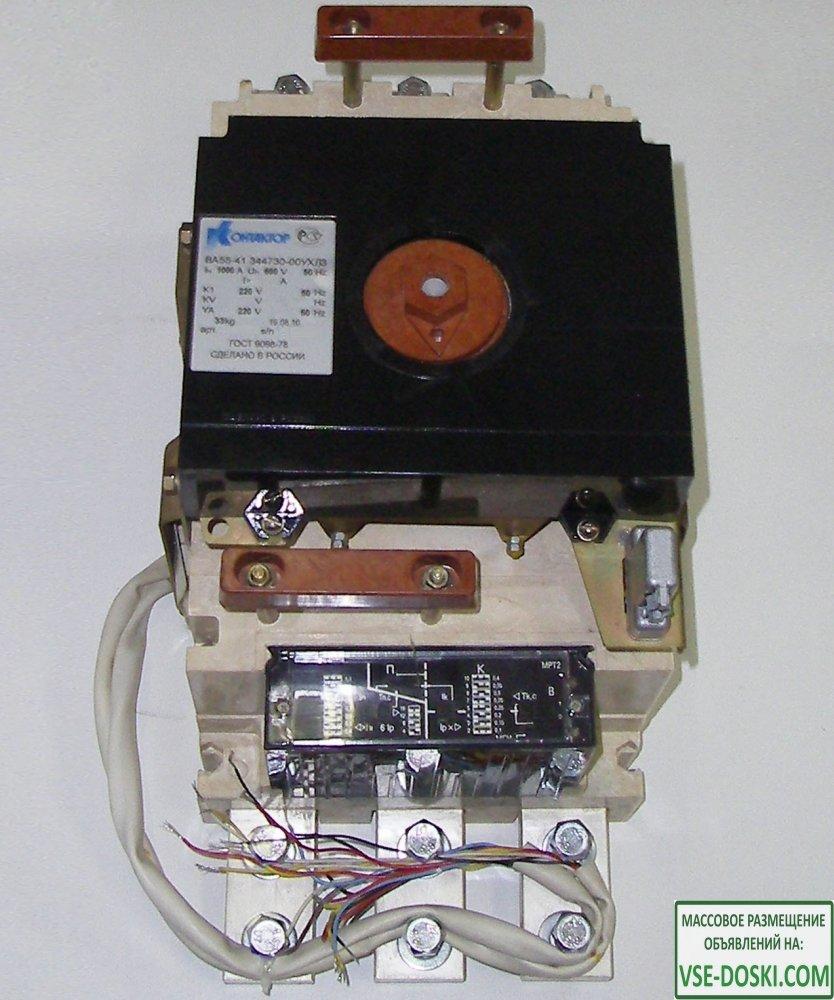 Выключатель автоматический ВА 5241,5341,5541,5641.