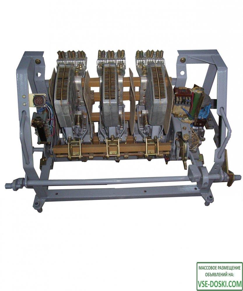 Автоматический выключатель АВМ4,10,15,20.