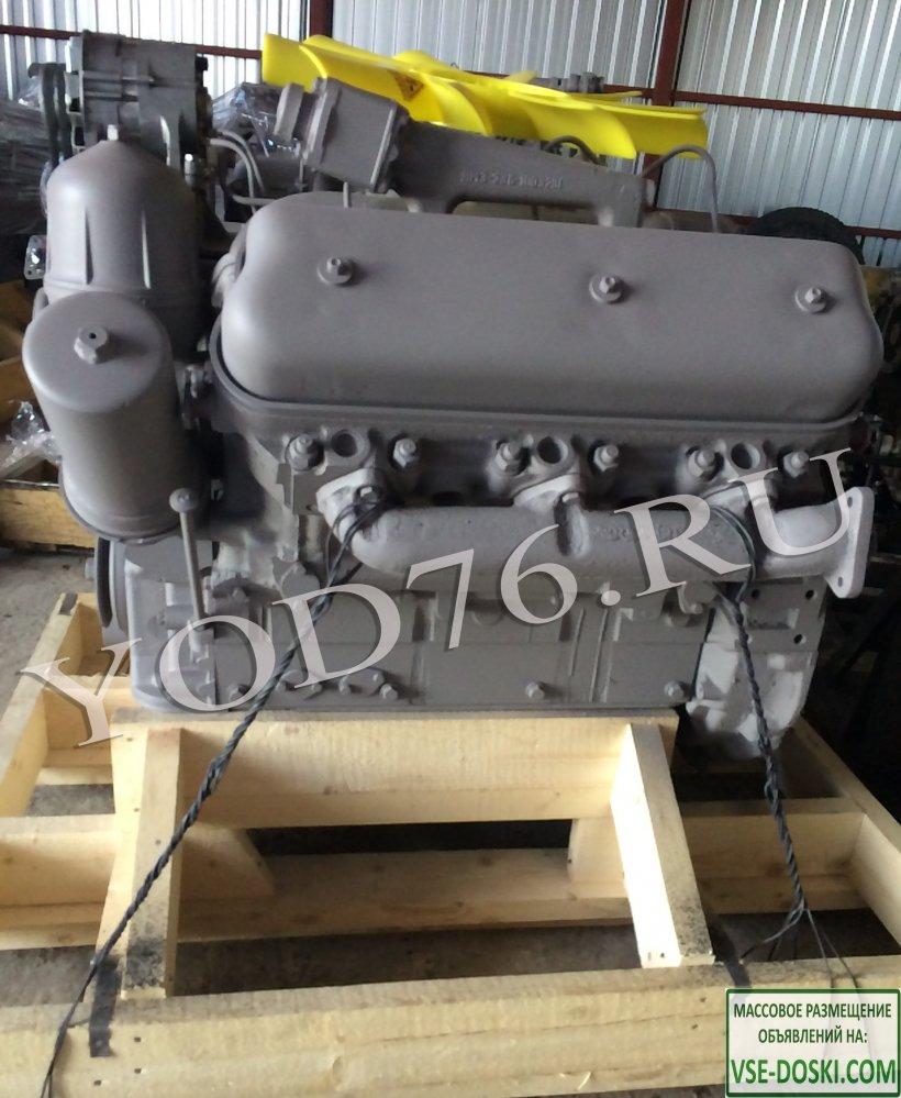 Двигатель ЯМЗ 236М на Т-150