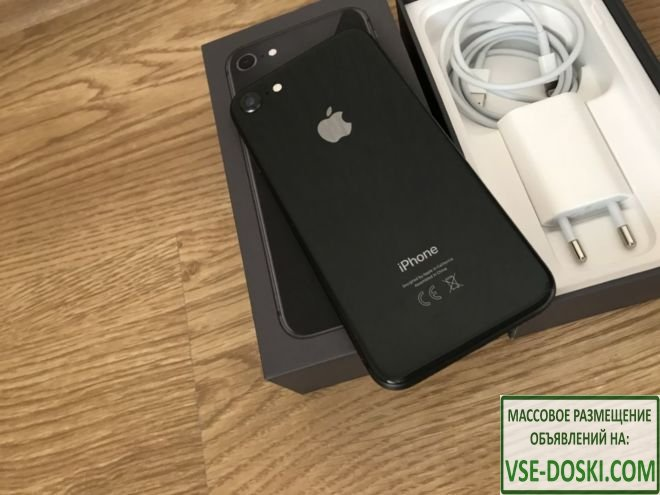 Продам IPhone 8 64GB space-grey