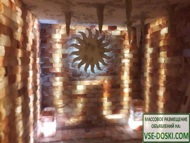 Соляные пещеры,соляные комнаты строим, оборудуем в домах,коттеджах,квартирах - 2/3