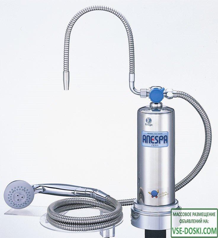 Anespa DX Enagic® - Спа-Система для Вашей Ванной Комнаты