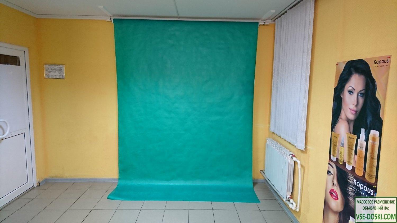 Почасовая аренда зала с хромокеем для фото или видео. - 2/3