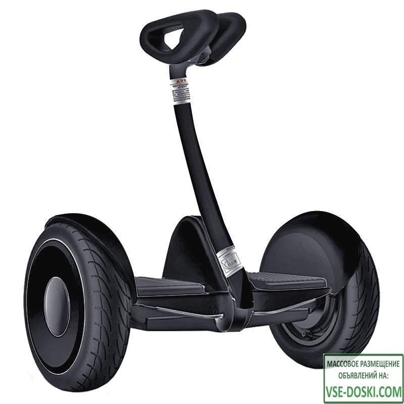 Мини-сигвей MiniRobot mini 54V (App Minirobot) (Черный)