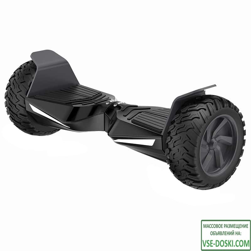 Гироскутер Asixbot Balance Wheel 9 Off-Road (Черный)