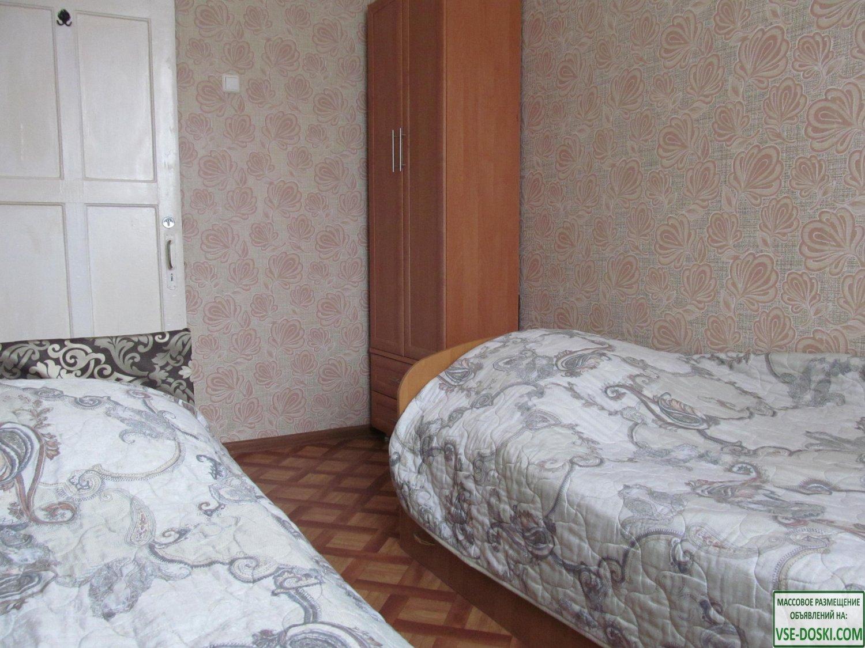 Комната в центре города посуточно