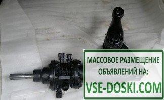 Механизм рулевого управления с длинной сошкой (шпонка, двиг. ЯМЗ)
