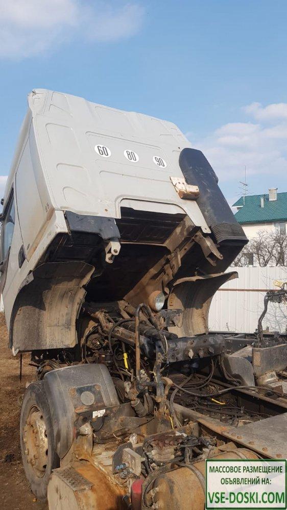 Авторазборка европейских грузовиков
