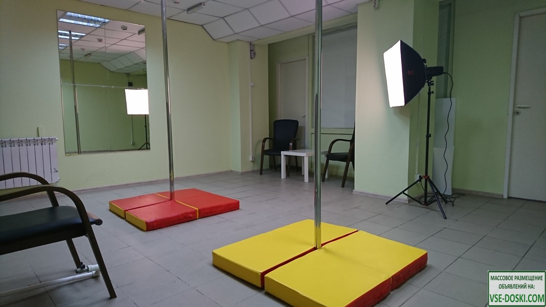 Фотосессии на пилоне pole dance, аренда студии за 300 рублей в час, ТК Хозяин - 5/10