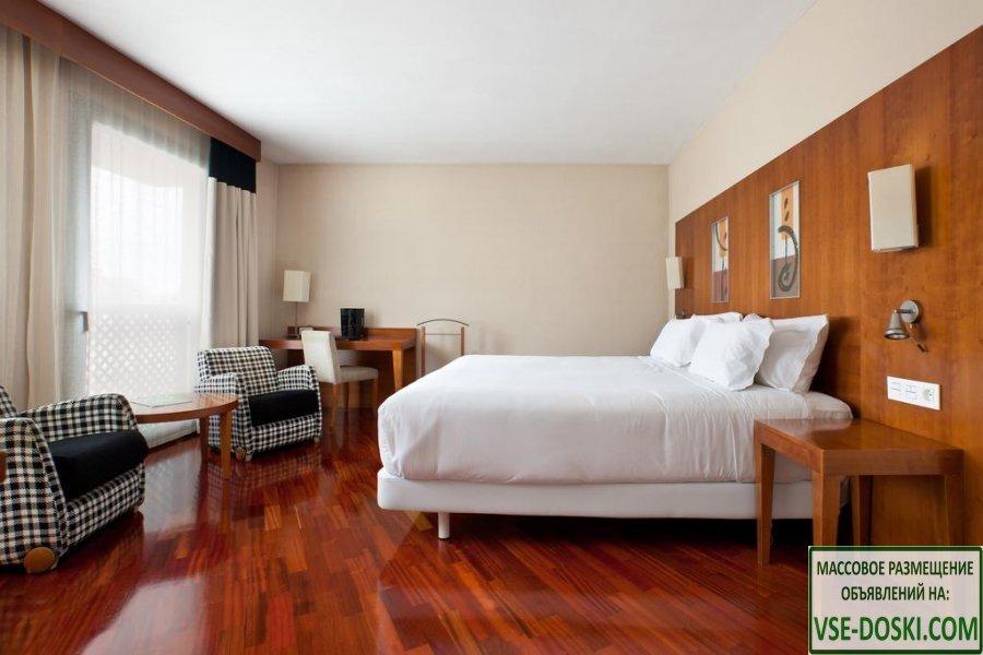 Отель пять звезд, на побережье Малаги.