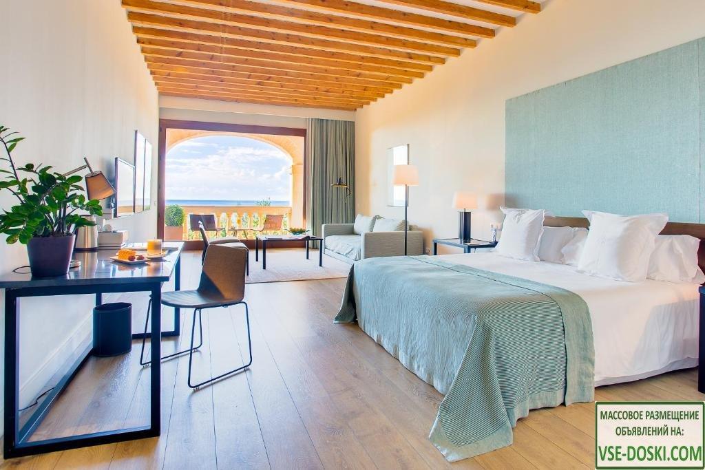 Сеть из 8 отелей в Пальма-де-Майорка.