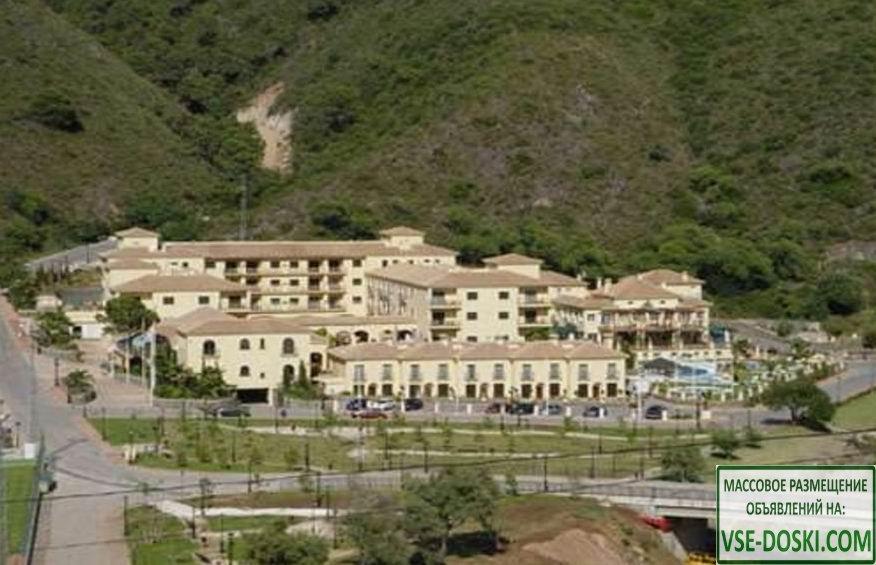 Роскошный отель в Benahavis (Малага).