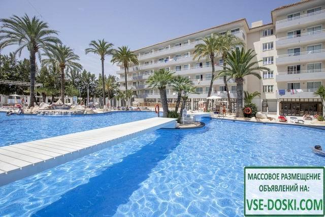 Гостинично-развлекательный комплекс в Palma de Mallorca.