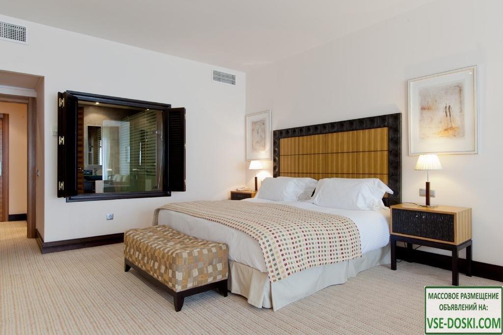 Роскошный отель пять звезд в Марбелье.