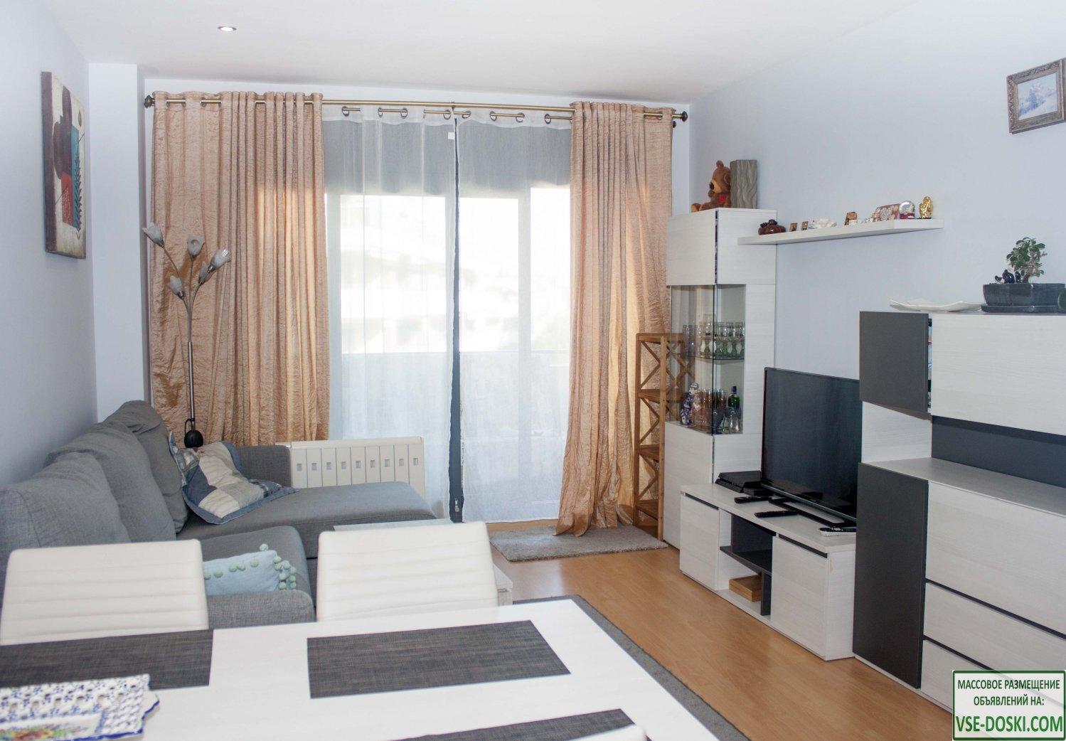 Квартира рядом с морем, в Ллорет де Мар.