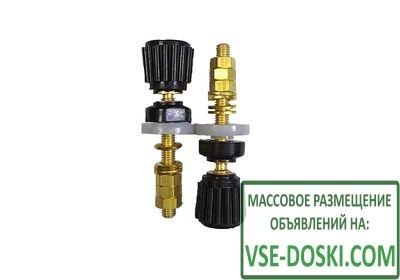 Клемма лабораторная К-368-25А