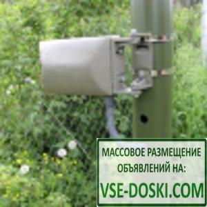 ГРАНЬ-50А охранный радиоволновый линейный двухпозиционный извещатель