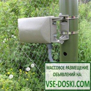 ГРАНЬ-200 охранный радиоволновый линейный двухпозиционный извещатель