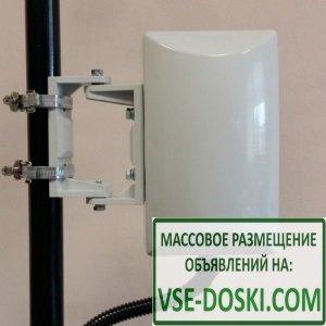 ГРАНЬ-50(9)А охранный радиоволновый линейный двухпозиционный извещатель