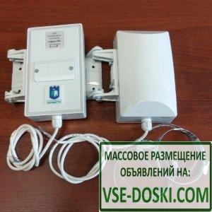 ГРАНЬ-50(10)А охранный радиоволновый линейный двухпозиционный извещатель