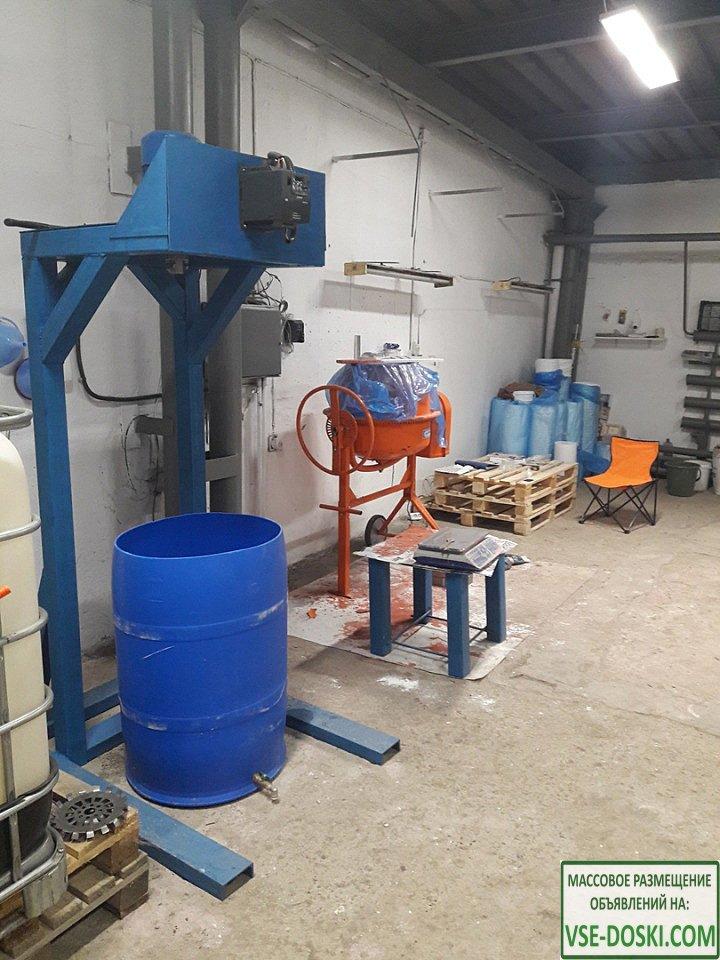 Перспективный готовый бизнес: производство лкм