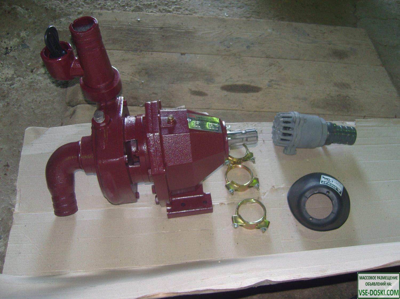 НАСОС от ВОМ трактора: TKM-P20 (2″-2″; 54 Hm; 33 м3/час)