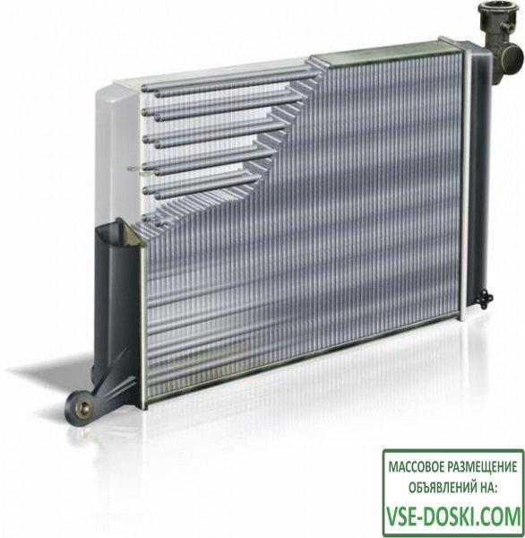 Радиаторы для строительных и дорожных машин Caterpillar и Komatsu