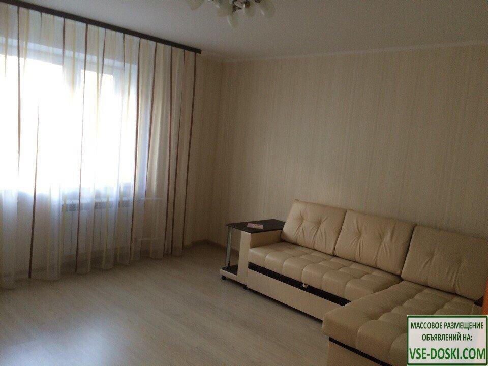 Сдам двухкомнатную квартиру на длительный срок  Белогорск