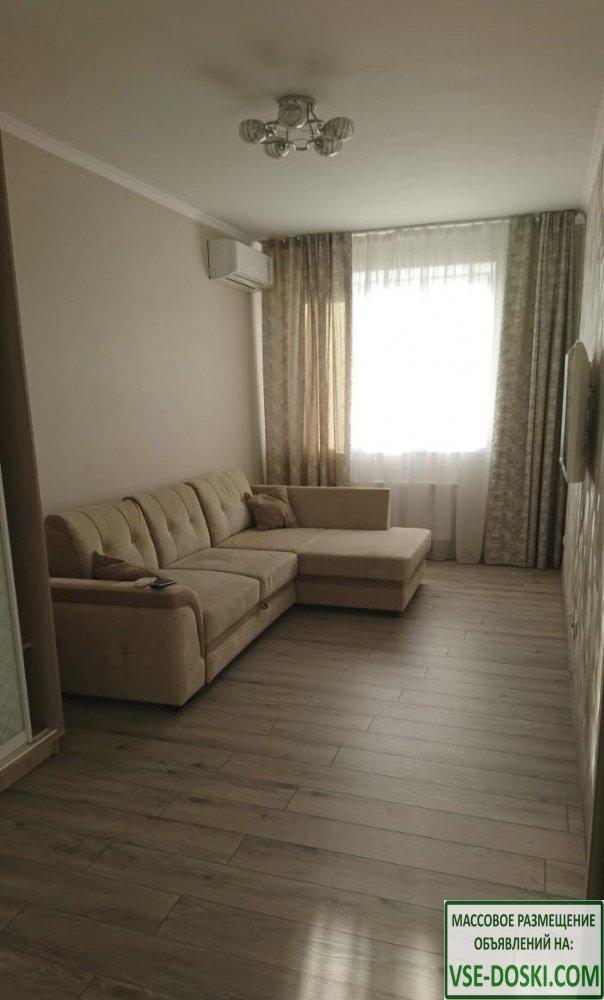 Сдается на длительный срок однокомнатная квартира г.Новокузнецк,ул. Кирова д77  8 000 руб.