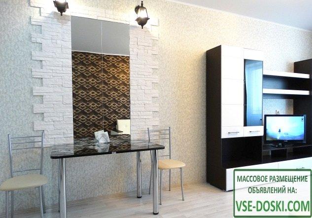 Студия с мебелью ул. Анапское шоссе, 39г, Новороссийск
