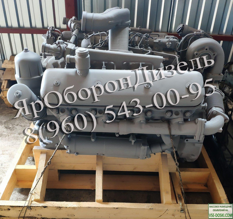 Двигатель ЯМЗ 238ДЕ-22 на комбайн `Полесье`