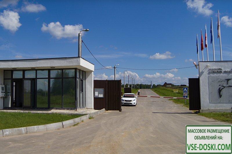 6,6 соток в Чеховском районе, КП Южные Озера-2