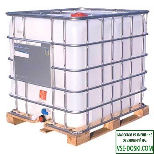 Кислотный промывочный раствор Гидрохим 620 (кан. 20 кг)