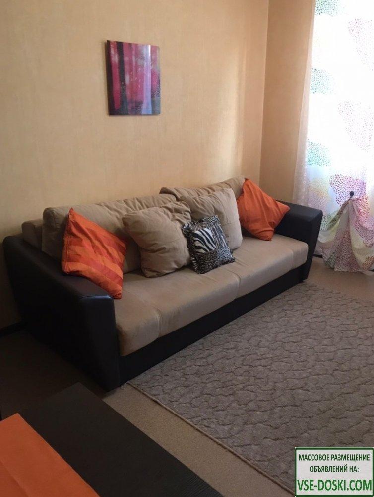 Однокомнатная квартира Комсомольская 43 Уссурийск