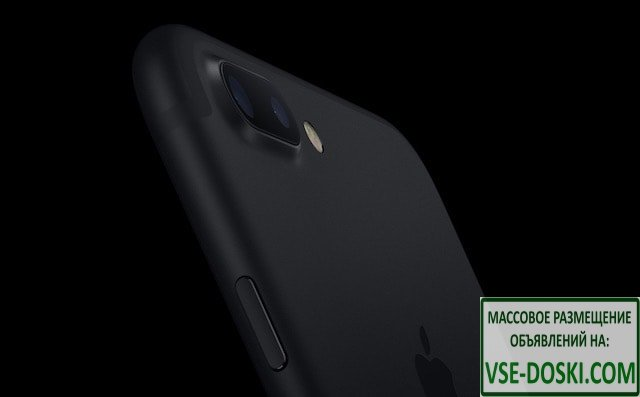 Apple iPhone 7 Plus 32 Jet Black original