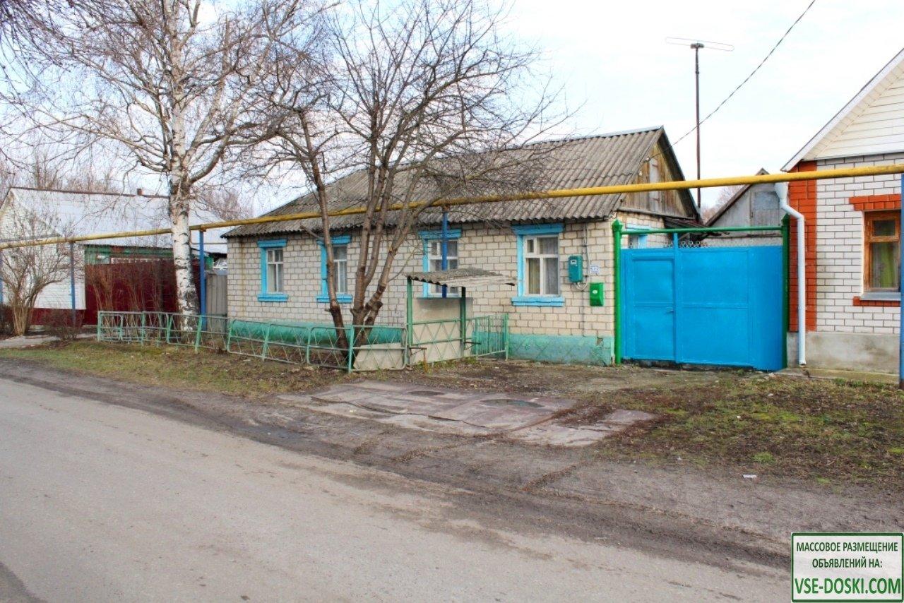 Продается жилой дом в г. Новый Оскол Белгородской области по ул. Красногвардейская.