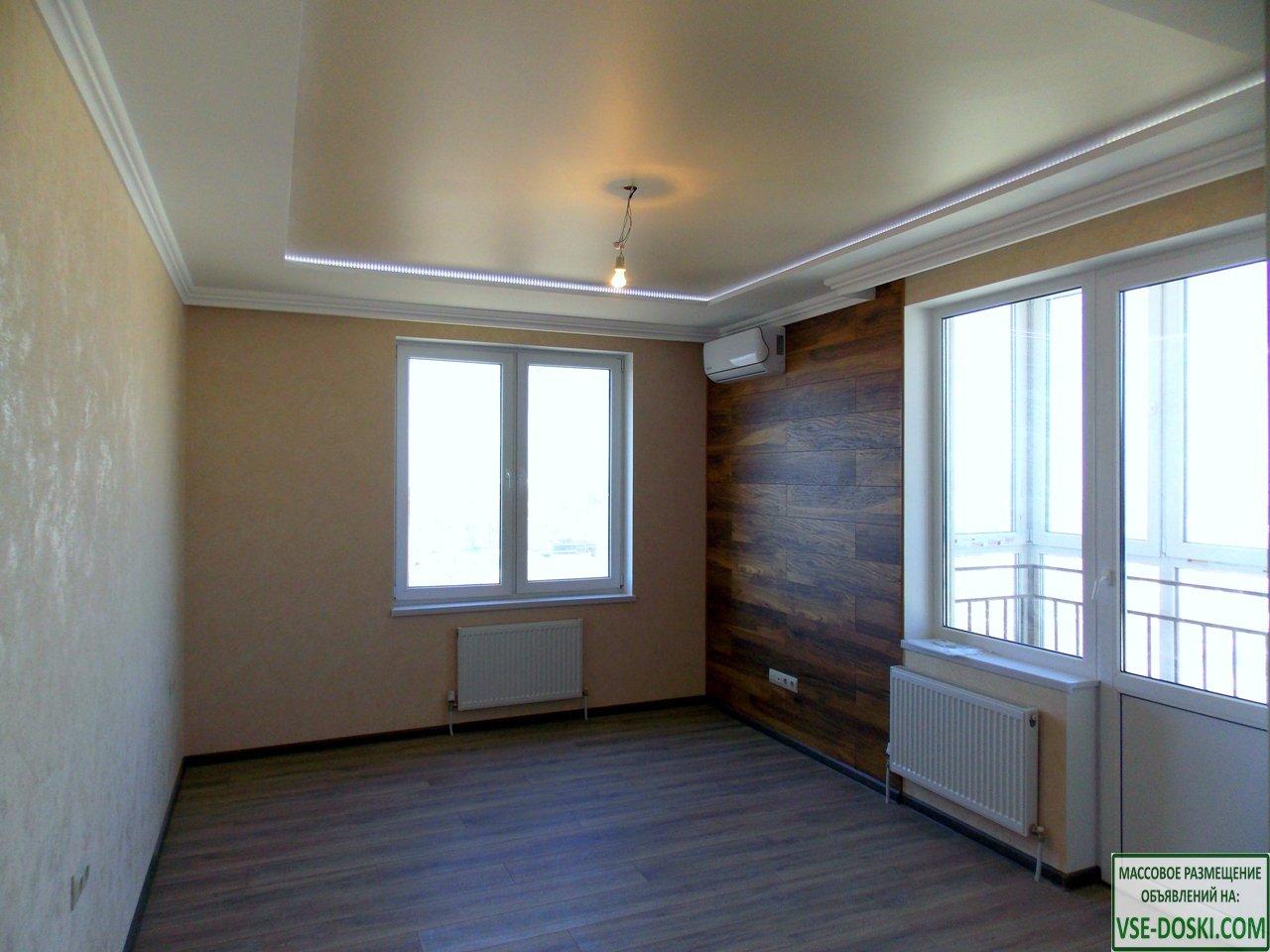 2-х комнатная 57 кв.м. 13/20 этаж
