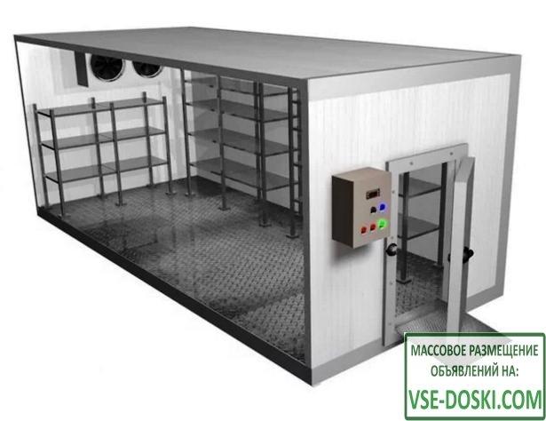 Производство холодильного оборудования под любые цели (новое и б/у)