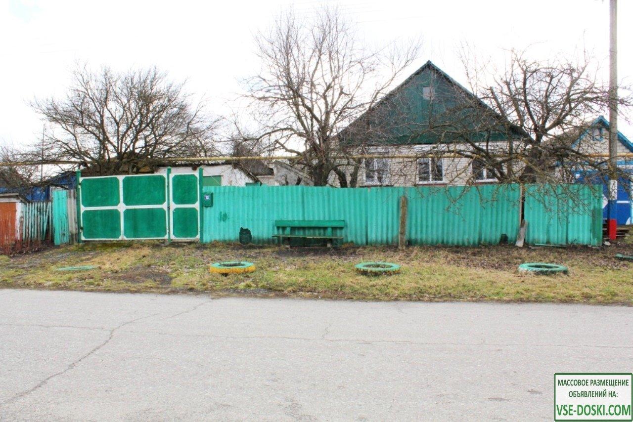 Продается дом в с. Николаевка Новооскольского района Белгородской области