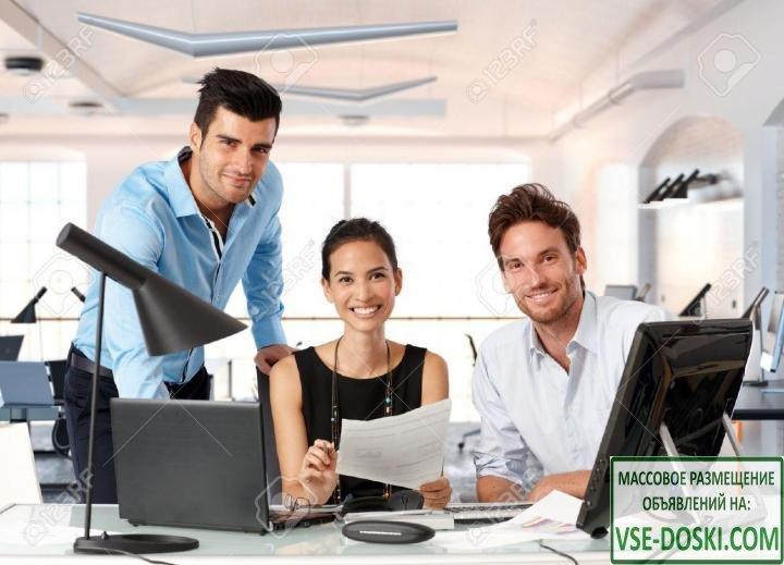 Администратор в офис (без опыта, обучение)