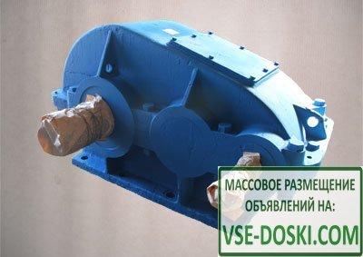 Коническо-цилиндрические редукторы КЦ1-400