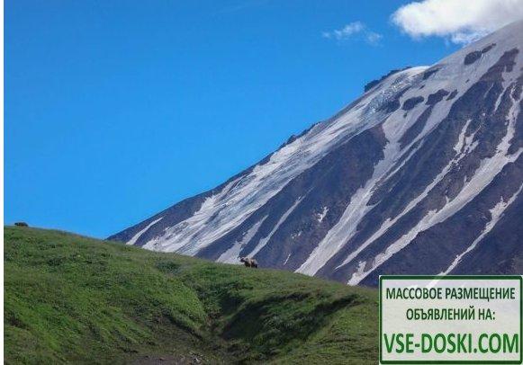 Отдых на Камчатке. `Вулкан Толбачик.  К местам  извержений`