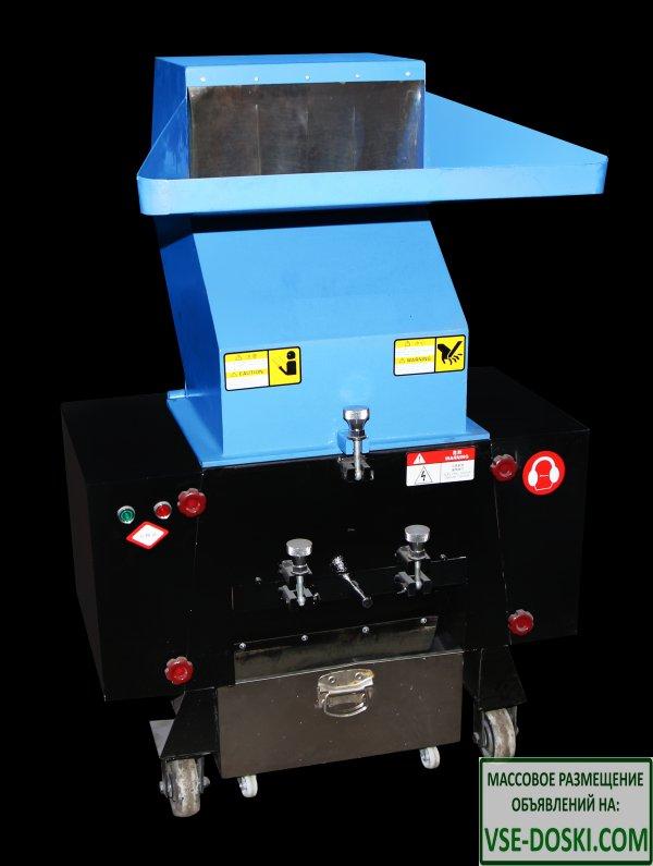 Дробилки для полимеров и не только XFS 250, 300, 400, 500, 600, 800 - 3/7