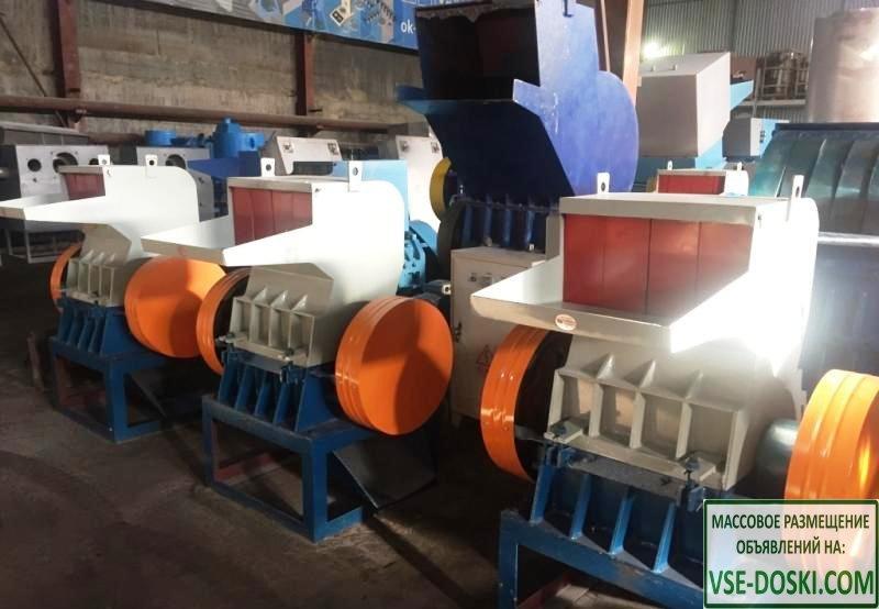 Линия грануляции пластика (переработка полимеров в гранулы)